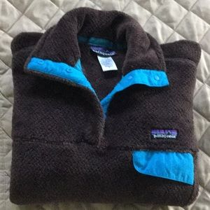 Excellent Patagonia Re-Tool Chocolate Brown Small